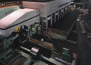 Progettazione Macchine per acciaieria