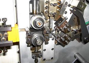 Progettazione macchine lavorazione filo