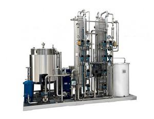 Impianti pretrattamento acqua